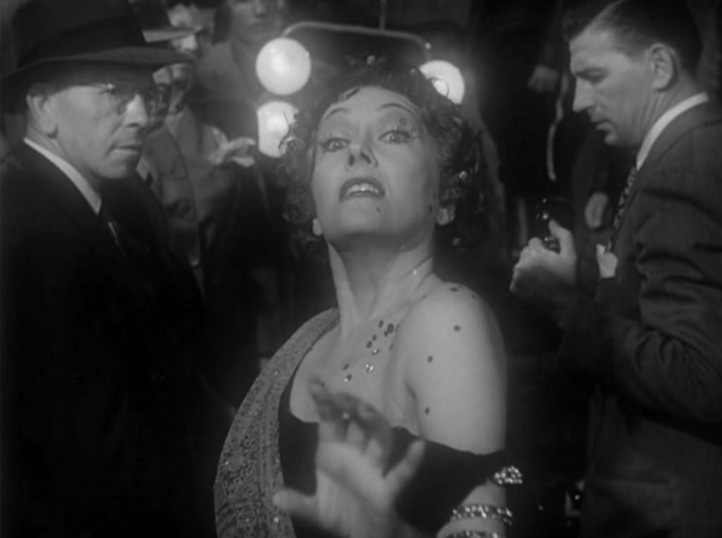 Norma Desmond staircase