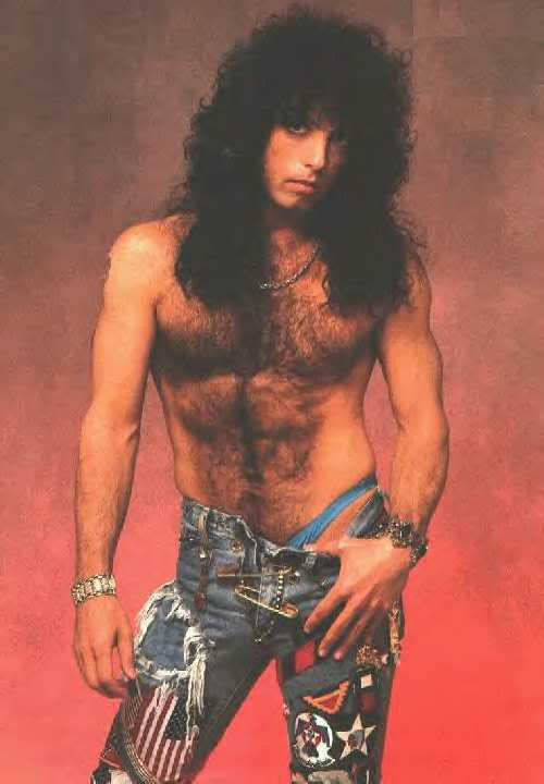Paul Stanley chest