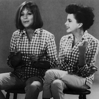 October 6, 1963: CBS Broadcasts <i>The Judy Garland Show</i> Featuring Barbra Streisand