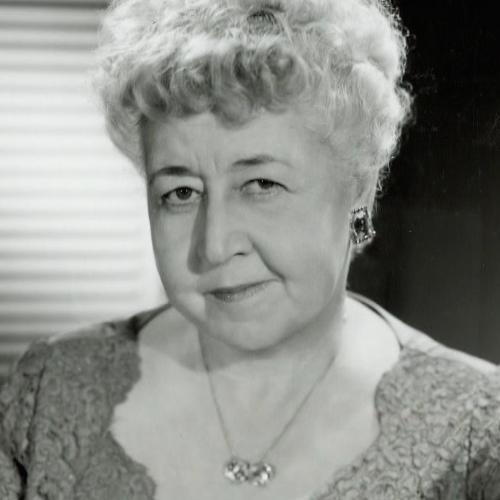 Verna Felton old