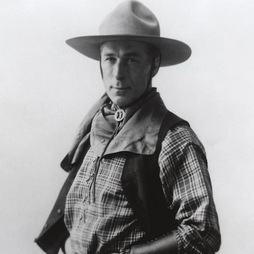 William S. Hart cowboy