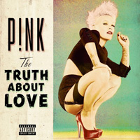 """Truth About Love"" cover"