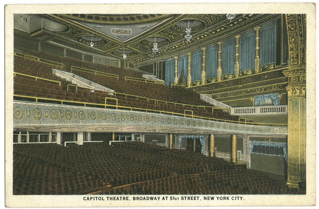New York Capitol Theater