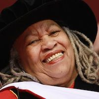 On Happiness: An Excerpt from Toni Morrison's 2011 Rutger's Commencement Speech