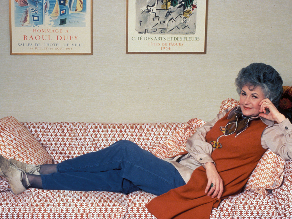 <i>Eating With the Stars:</i> Bea Arthur's Cream of Carrot Soup