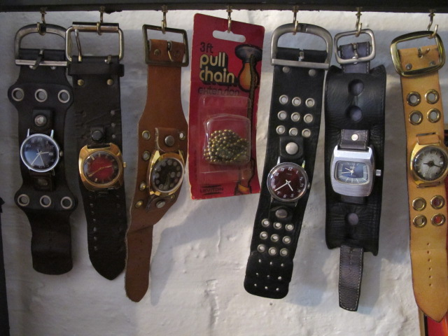 Vintage 1970s watches