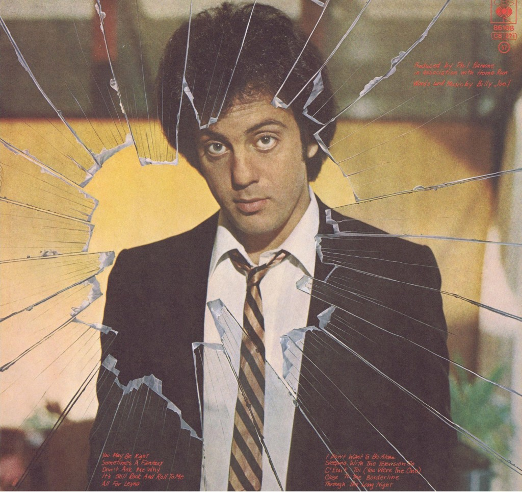 "Billy Joel ""Glass Houses"""