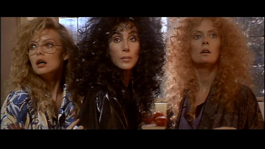 "Cher ""Witches of Eastwick"""
