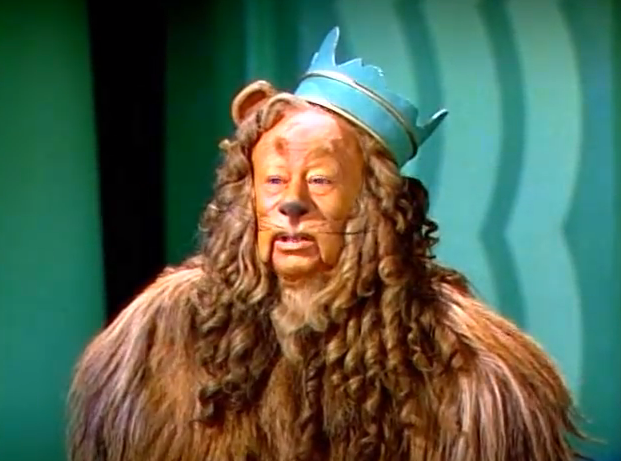 "Bert Lahr ""The Wizard of Oz"" crown"