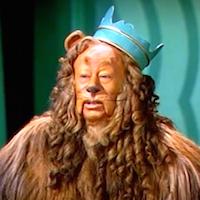 Cowardly Lion curls