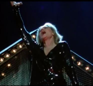 "Lauren Bacall's ""Hearts, Not Diamonds"" from the 1981 Slasher Musical <i>The Fan</i>"
