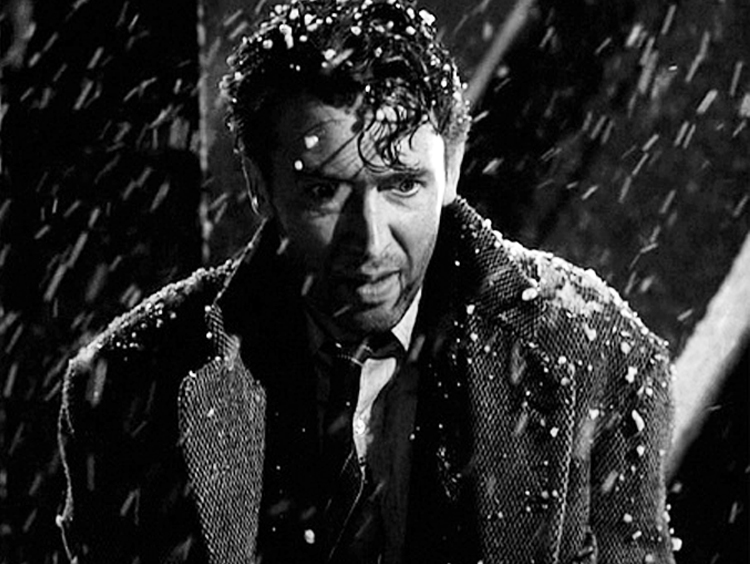 "James Stewart ""It's a Wonderful Life"""