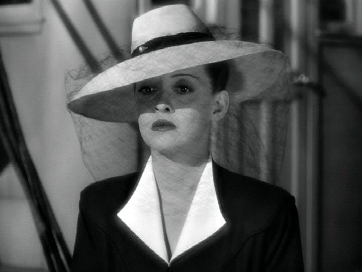 "Bette Davis ""Now Voyager"""