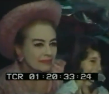 "Joan Crawford's 1968 Drunken Airport Interview: ""I'm a <i>Shtrong</i> Dame"""