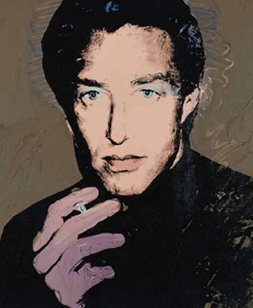 Halston by Andy Warhol