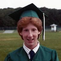 1980s men's hair