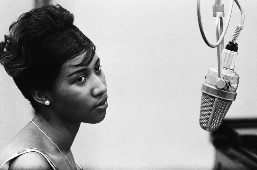 Aretha Franklin 1960s