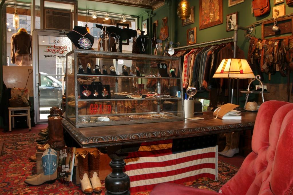 Laurel Canyon shop