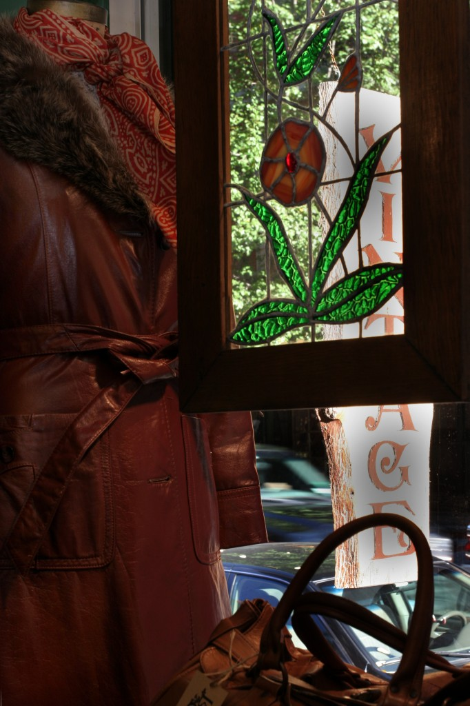 Laurel Canyon stained glass