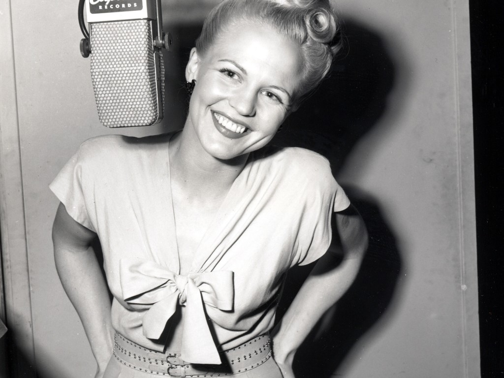 Peggy Lee 1940s