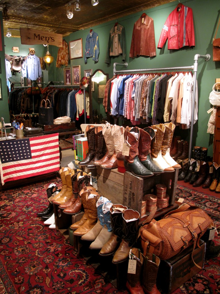 Laurel Canyon store