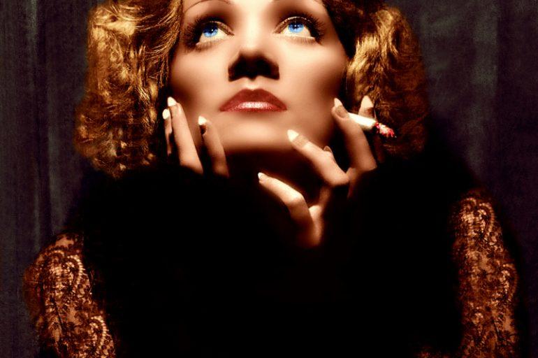 Alec Baldwin on Marlene Dietrich