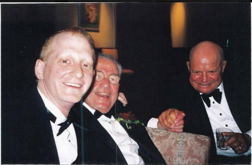 Don Rickles, Harry Geller, Rob Munk