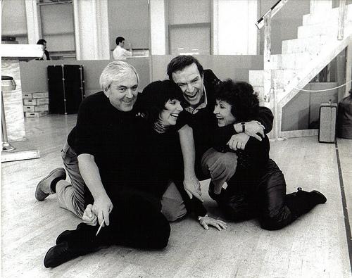 Kander, Ebb, Liza Minnelli, Chita Rivera