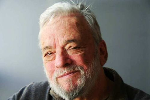 Stephen Sondheim old