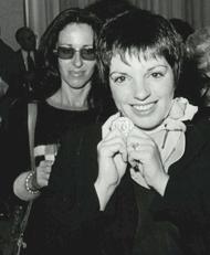 Stevie Phillips, Liza Minnelli