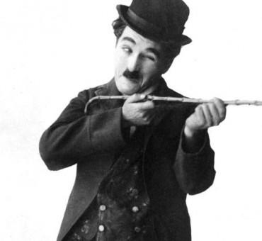 The Moment Charlie Chaplin Met Helen Keller