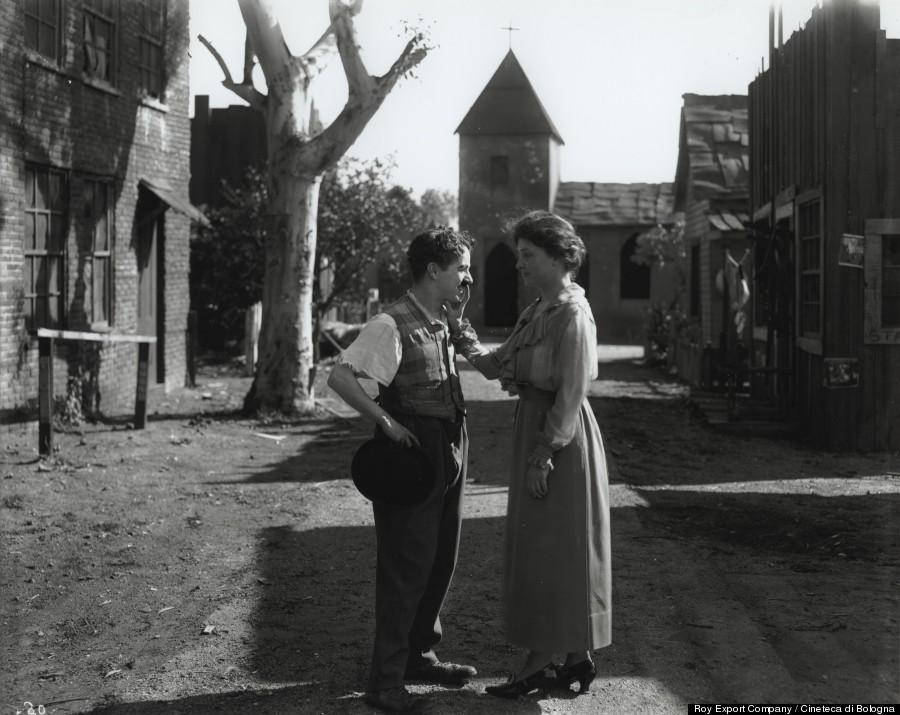 Chaplin, Helen Keller