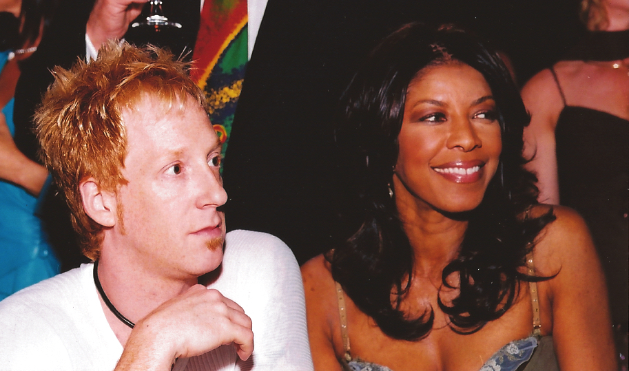 Natalie Cole, David Munk