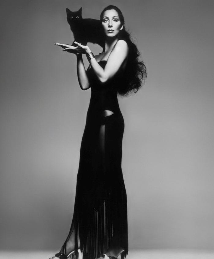 Cher, Vogue, 1974