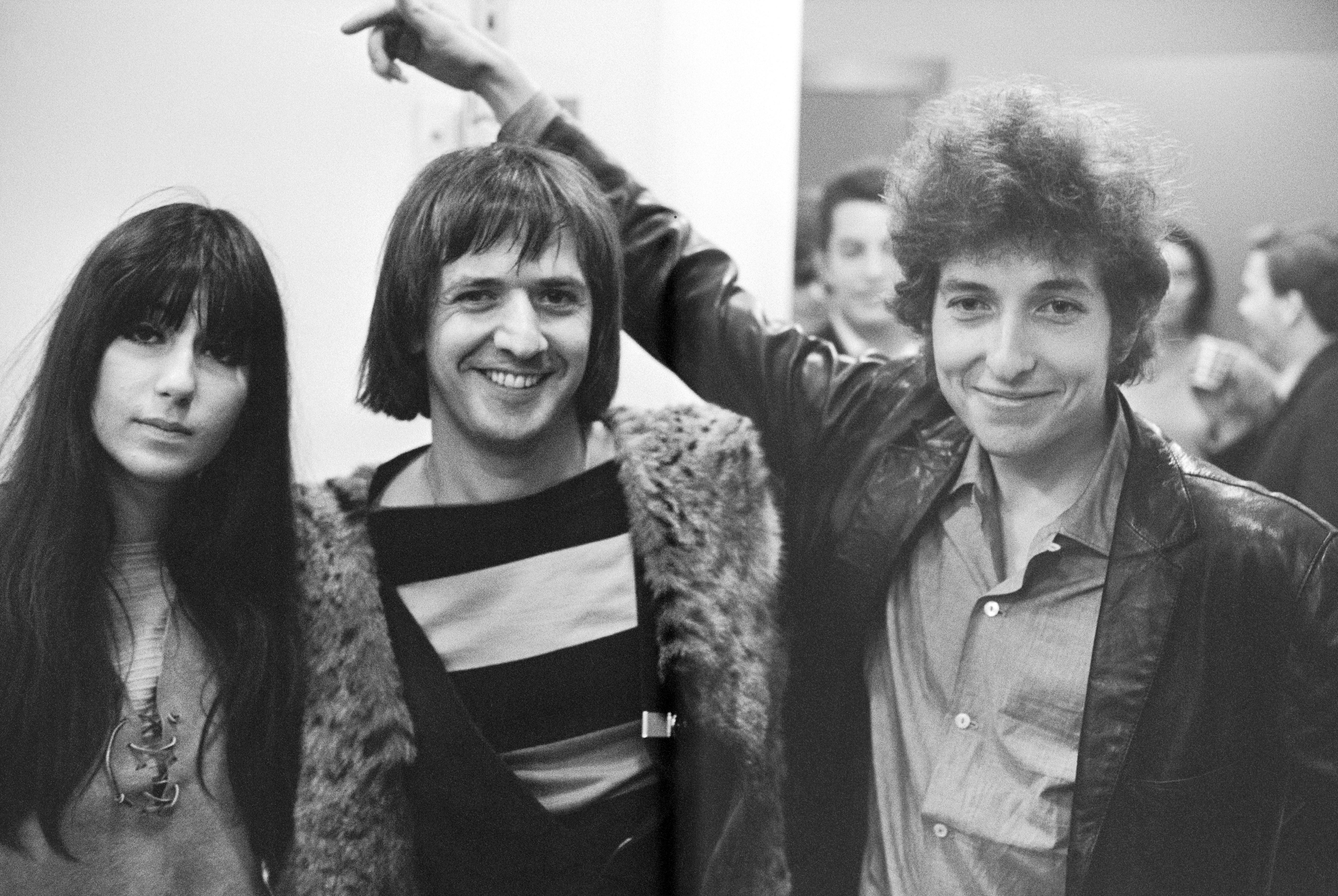 Cher, Sonny, Dylan