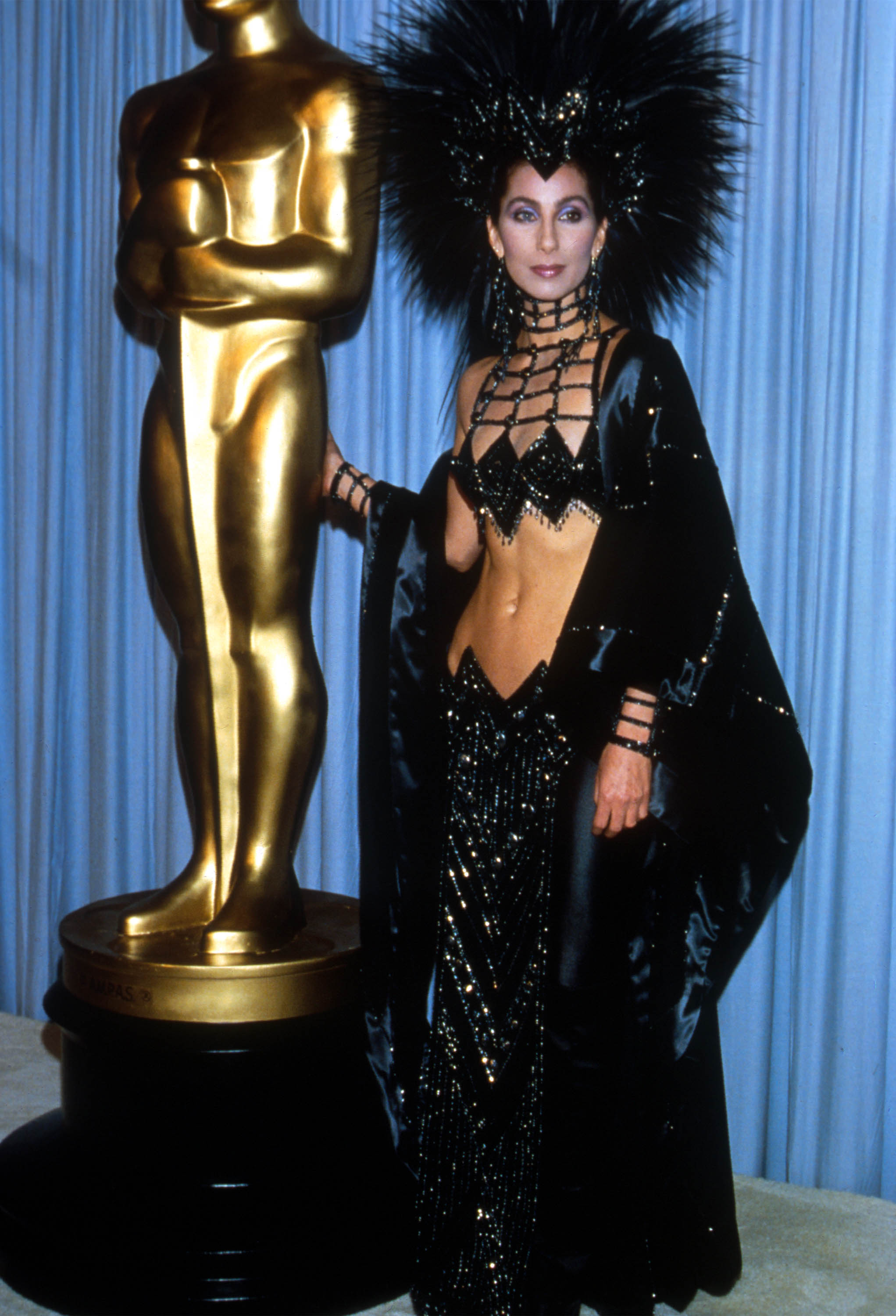 Cher Headdress