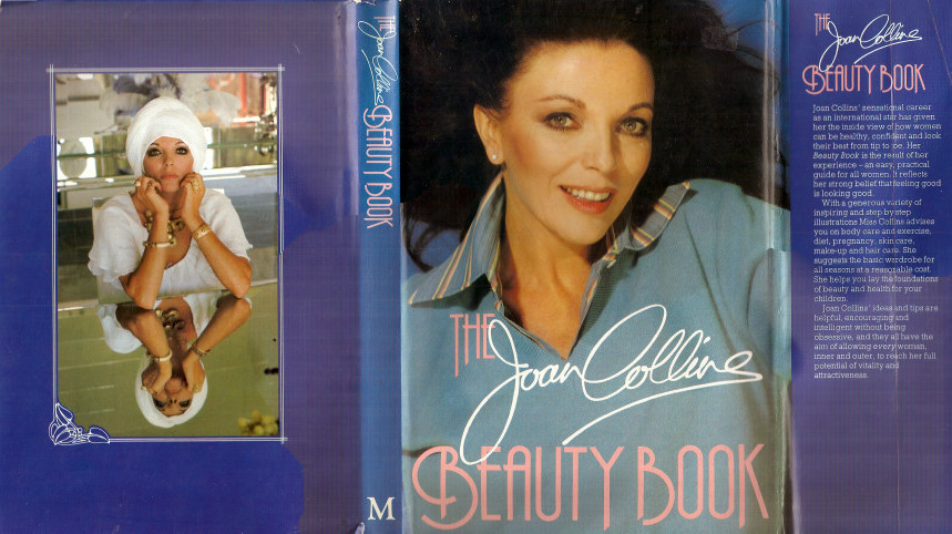 Joan Collins Book