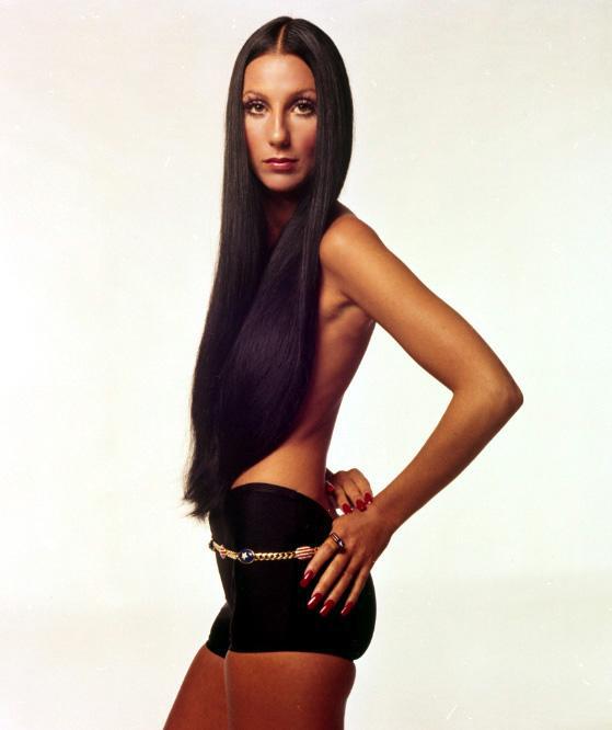 Cher, Vogue 1972
