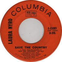 """Laura Nyro """"Save the Country"""""""