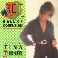 Tina Turner Ball of Confusion