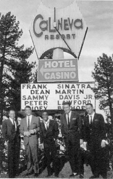 Cal-Neva, Frank Sinatra