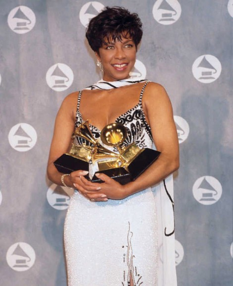 "Natalie Cole ""Unforgettable"" Grammy Awards"
