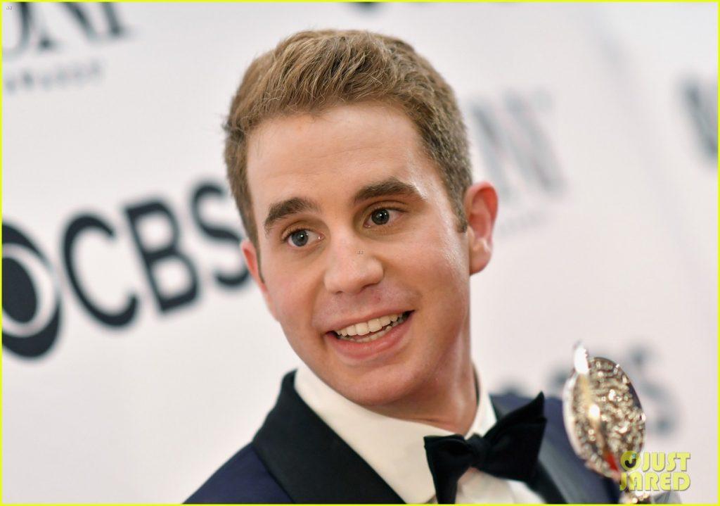 Ben Platt Tony Award