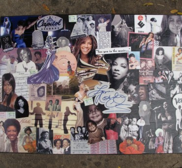 How to Wrap a Gift For a Legend: For Natalie Cole's 60th Birthday, the Box is the Gift!