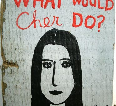 "<strong>Straight Acting: It's Fine to be Gay as Long as You Act Like a Guy, or ""What Would Cher Do?""</strong>"