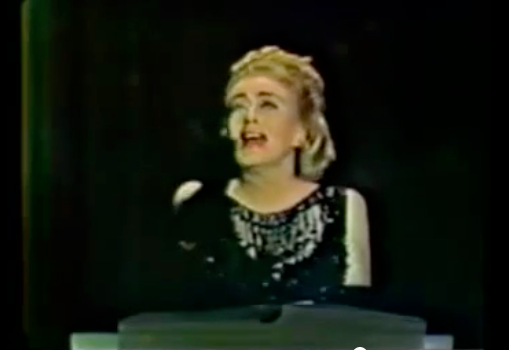 """Joan Crawford's 6 Minute Monologue on Hollywood Palace: """"A House of Gingerbread and Bells!"""""""