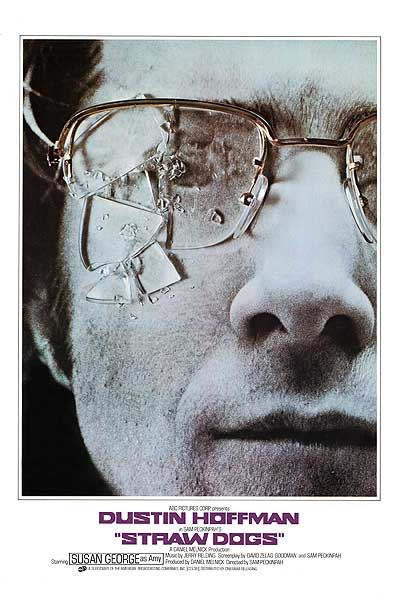 """Movie Quote of the Day: Sam Peckinpah on His Film """"Straw Dogs"""""""
