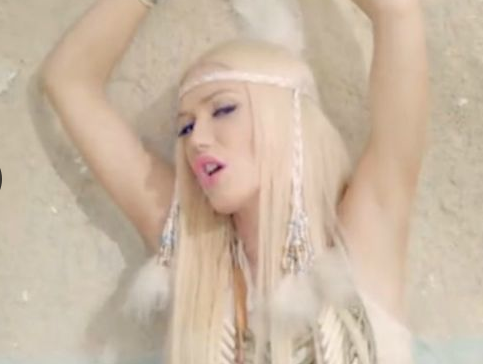"""<strong>No Doubt's Gwen Stefani: """"The Indians Said That She Was White By Law!""""</strong>"""