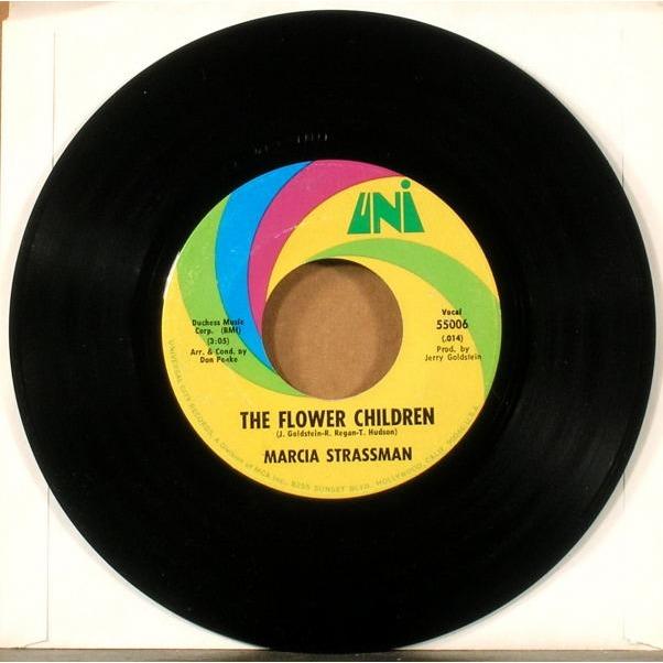 Bad Songs I Love Marcia Strassman S The Flower Children