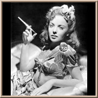<strong><i>Eating With the Stars:</i> Ida Lupino's Plum Cake</strong>